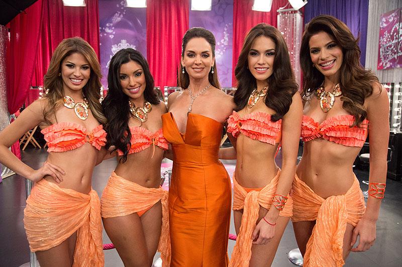 Nuestra Belleza Latina, Lupita Jones