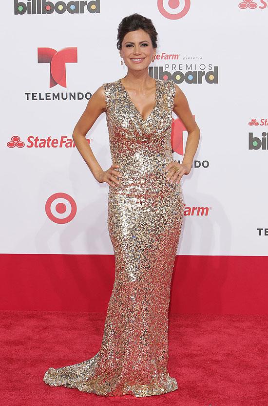 Vanessa Hauc, Premios Billboard de la Música Latina 2013