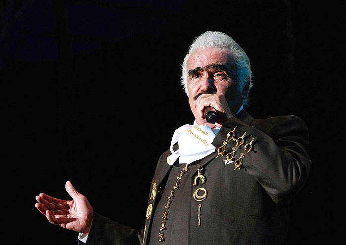 Vicente Fernández, Latin Grammy 2013