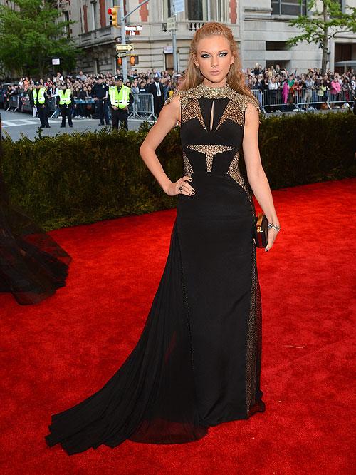 Taylor Swift, gala, Met