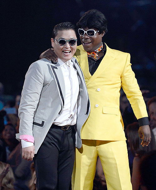 Tracy Morgan, Psy