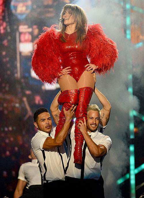 BILLBOARD AWARDS: EL SHOW