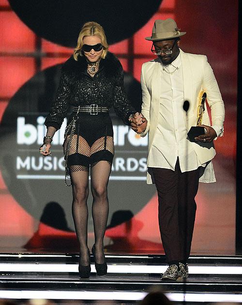 Will.i.am, Madonna