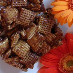 Galletas marmoleadas de arroz