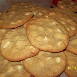 Galletas de avena con nuez y chocolate