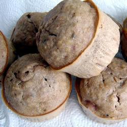 Muffins de salvado