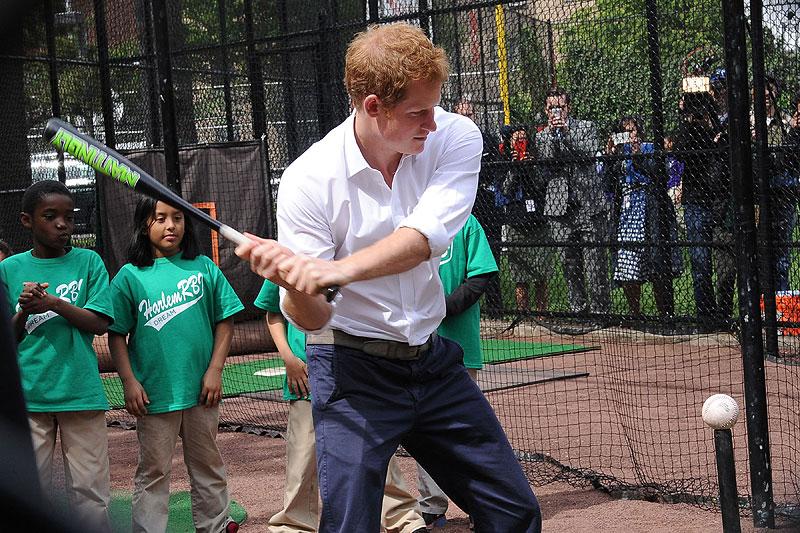 Príncipe Harry, Míralos