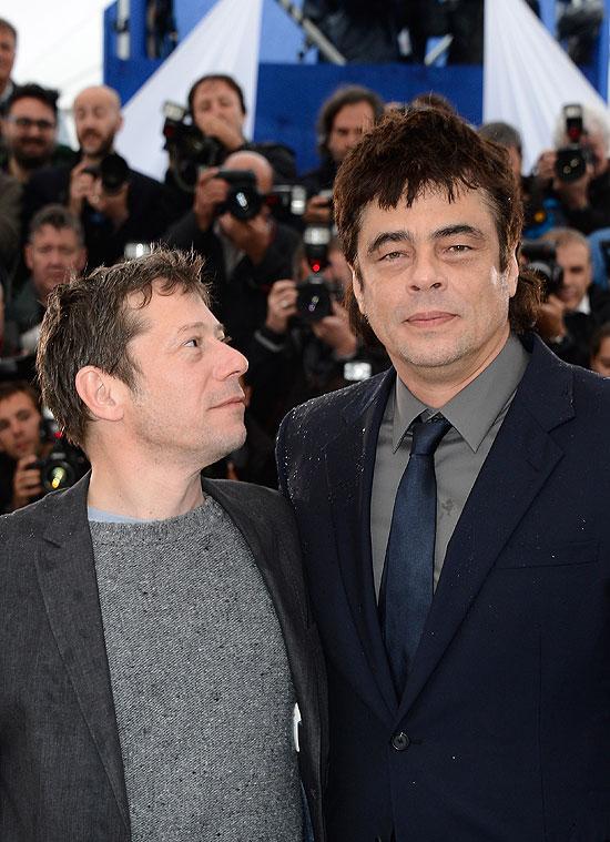 Mathieu Amalric, Benicio Del Toro