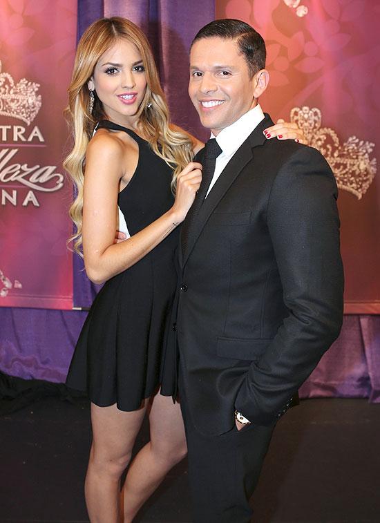 Eiza González, Rodner Figueroa