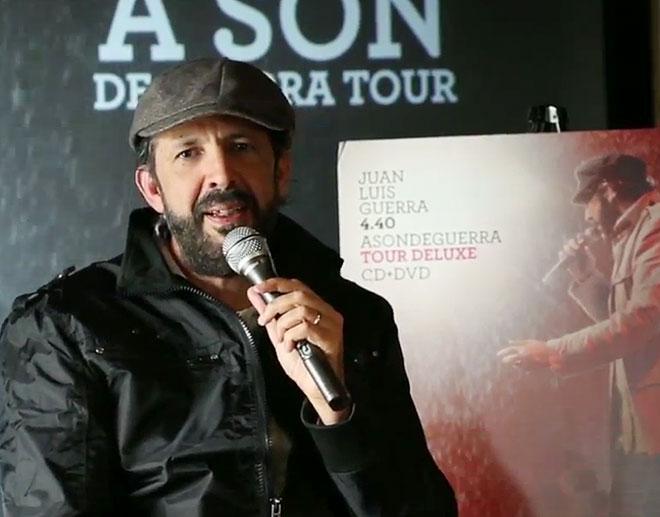Juan Luis Guerra, Latin Grammy 2013
