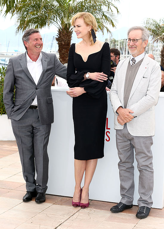 Daniel Auteuil, Nicole Kidman, Steven Spielberg, Míralos