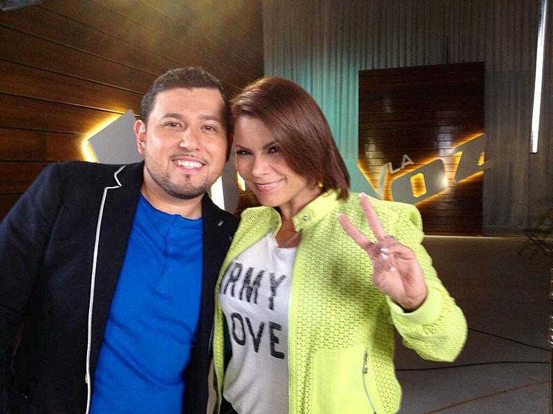 Olga Tañón, Roberto Tapia, Míralos