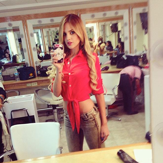 Eiza González, consejos de belleza