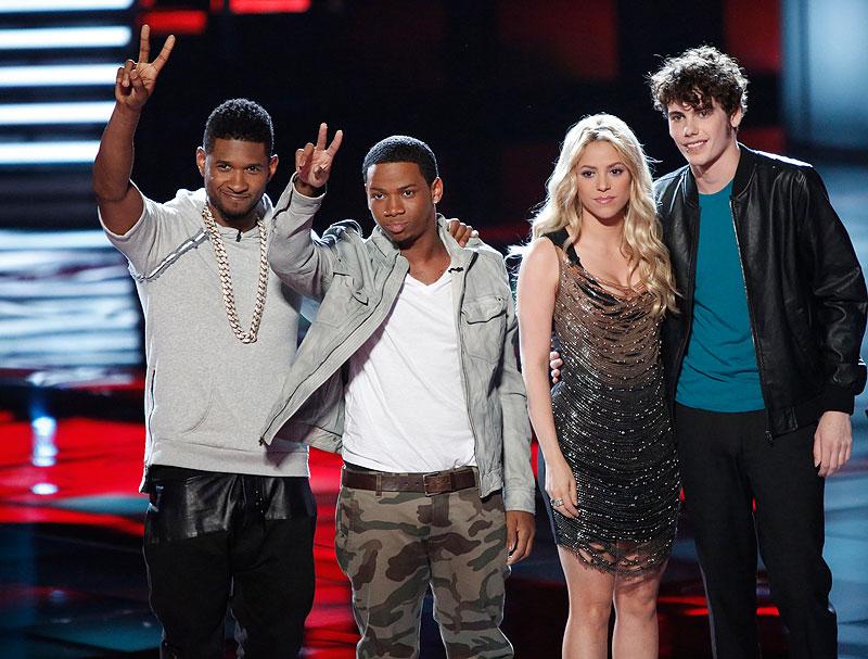 Vedo, Usher, Shakira, Garrett Gardner, Míralos