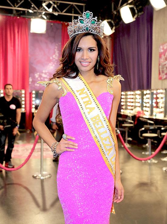 Marisela Demontecristo, Nuestra Belleza Latina, 2013