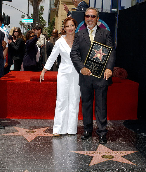 Emilio Estefan, Gloria Estefan, Estrella Hollywood