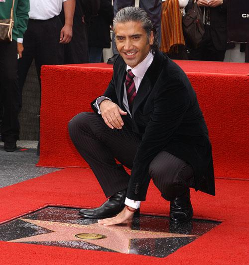 Alejandro Fernández, Estrella Hollywood