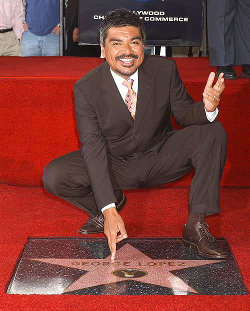 George López, Estrella Hollywood