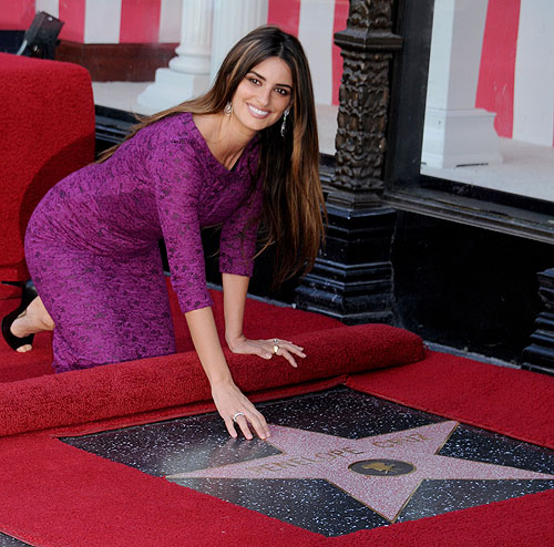 Penélope Cruz, Estrella Hollywood