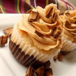 Betún de cacahuate para pastel
