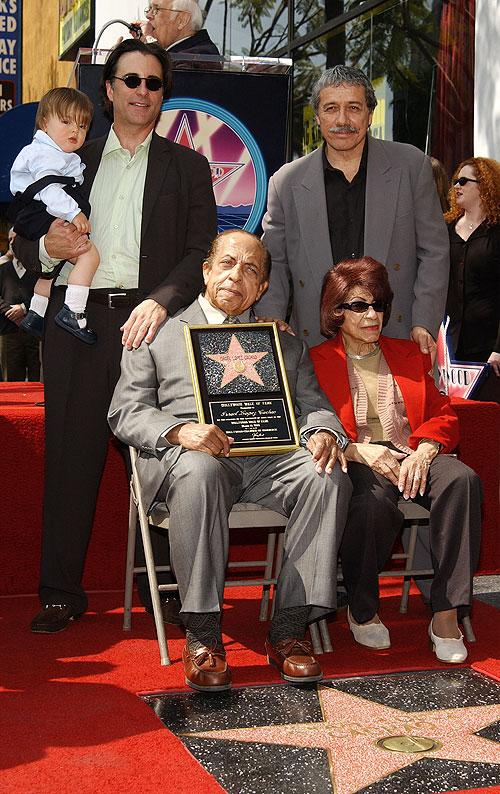 "Israel López ""Cachao"", Estrella Hollywood"