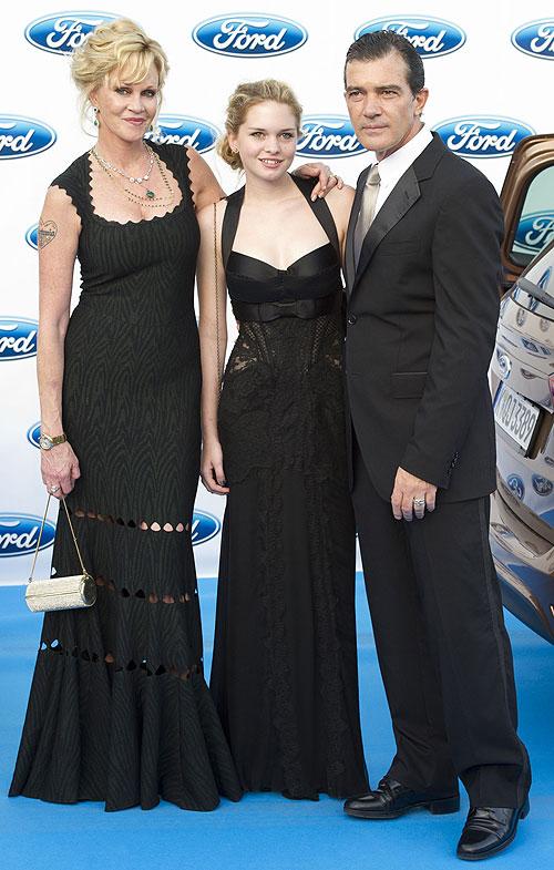 Antonio Banderas, Stella, Melanie Griffith