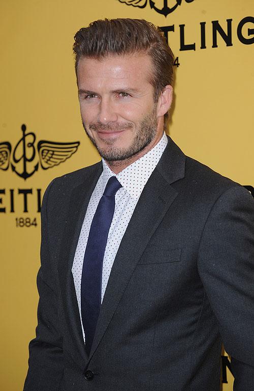 David Beckham, Miralos