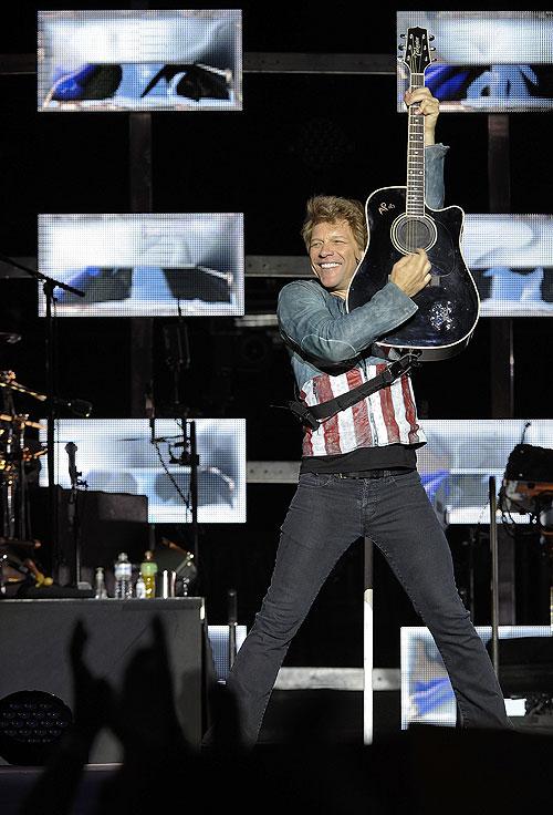 Jon Bon Jovi, Míralos