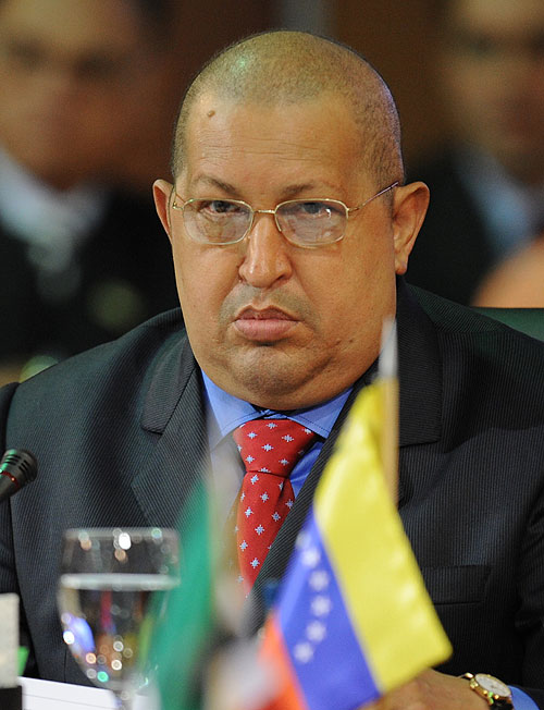 Hugo Chávez, muere