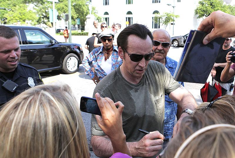 Nicolas Cage, Míralos