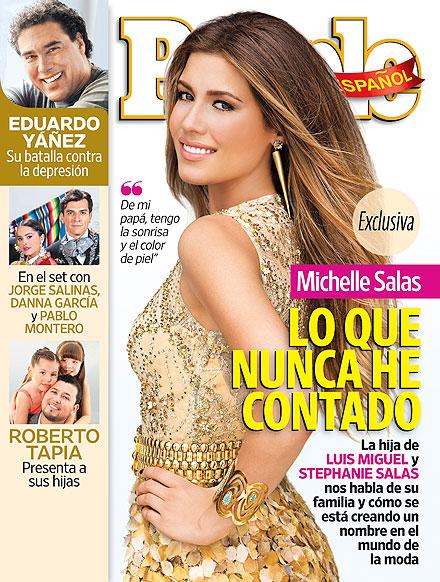Michelle Salas, portada, julio 2013, People en Español