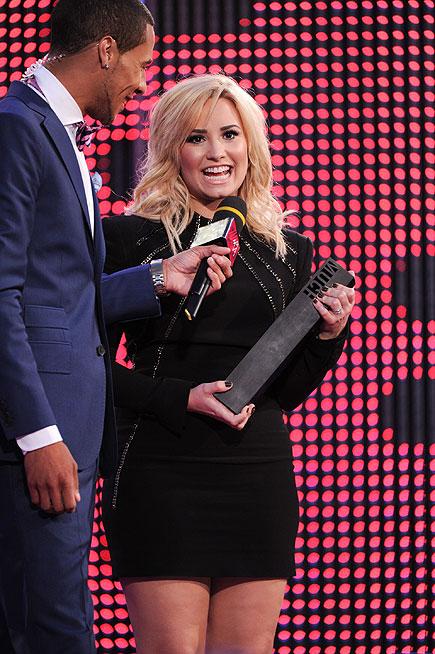 Clone of Demi Lovato en los MMVA 2013 en Toronto.
