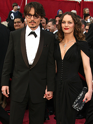Johnny Depp, Vanessa Paradis, Now and Then, Parejas