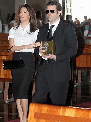 Eduardo Capetillo, Bibi Gaytán