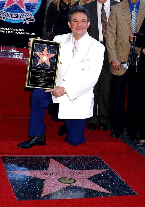 José José, Estrella Hollywood