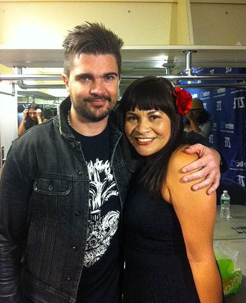 Juanes, Julie Palacios