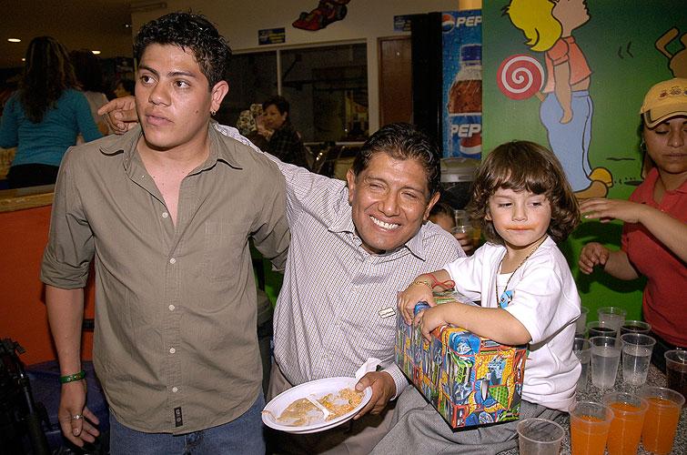 Juan Osorio Jr., Juan Osorio