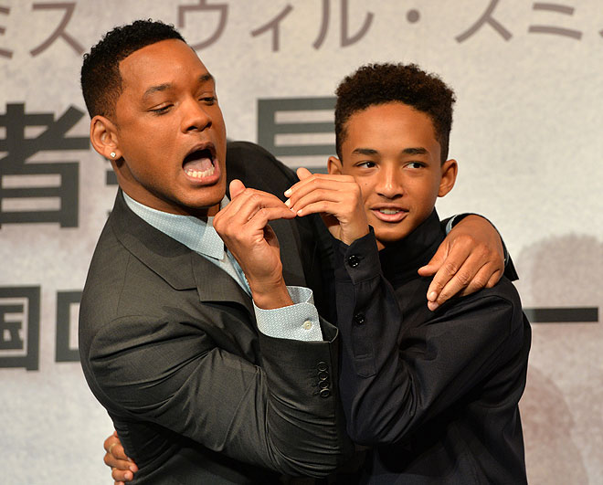 WILL SMITH Y JADEN