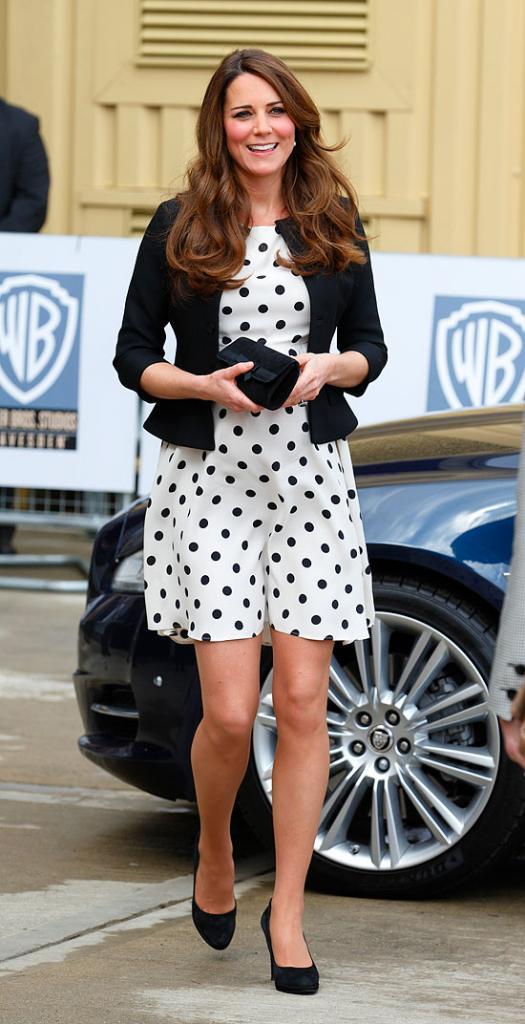Kate Middleton, Look del día