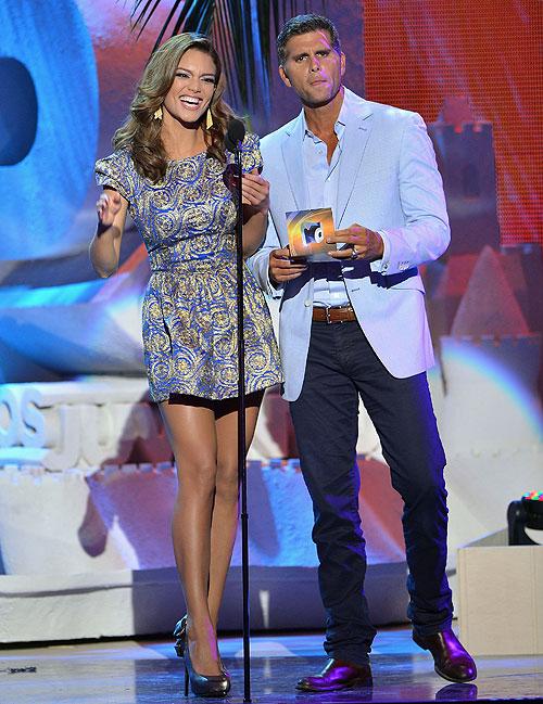 Zuleyka Rivera, Cristian Meier, Premios Juventud