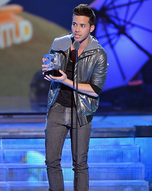 Prince Royce, Premios Juventud, 2013