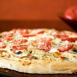 Pan de pizza fácil