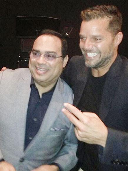 Gilberto Santa Rosa, Ricky Martin, Forever Tango