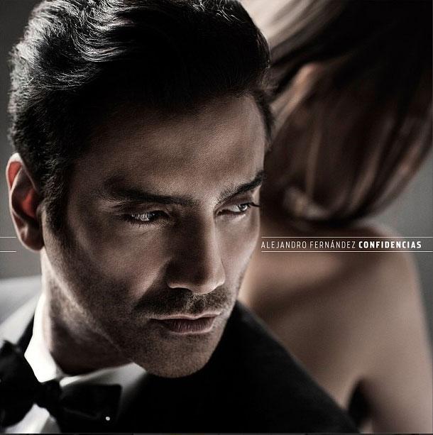 Alejandro Fernández, portada