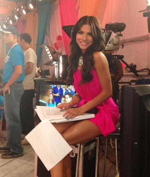 Premios Juventud, Alejandra Espinoza