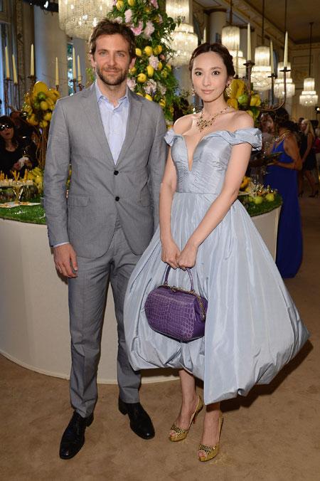 Bradley Cooper y Pace Wu
