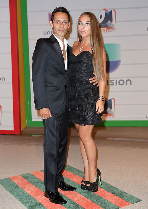 Marc Anthony, Chloe Green, Premios Juventud 2013