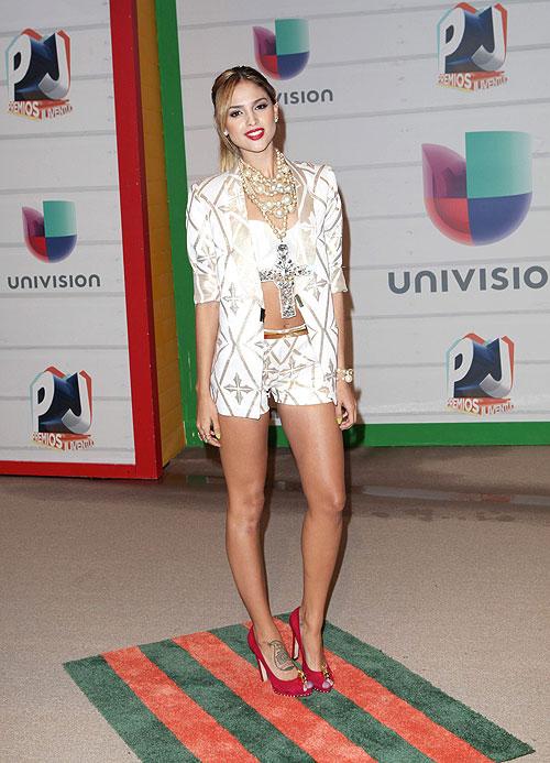 Eiza González, Premios Juventud 2013