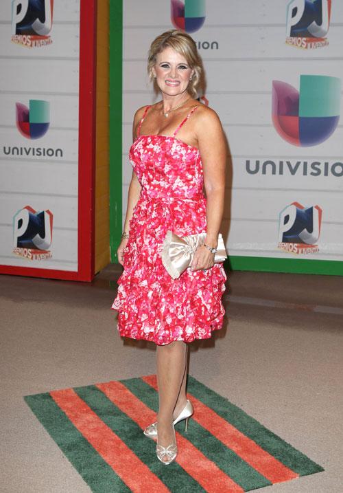 Erika Buenfil, Premios Juventud 2013