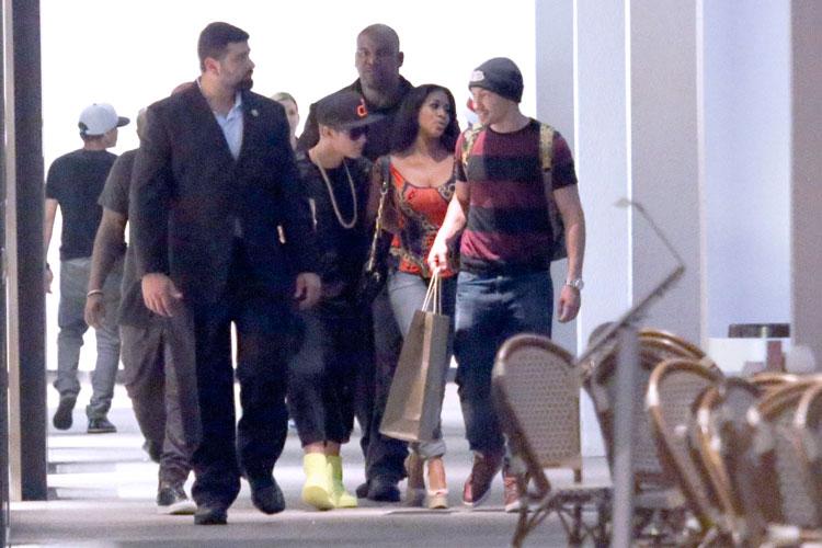 Justin Bieber, Jordan Ozuna